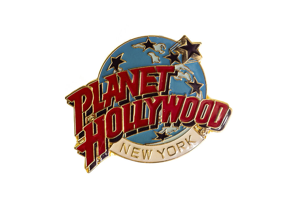 Vintage Planet Hollywood 1 Pin