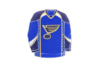 Vintage St. Louis Blues Jersey Pin