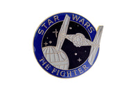 Vintage Star Wars Tie Fighter Pin