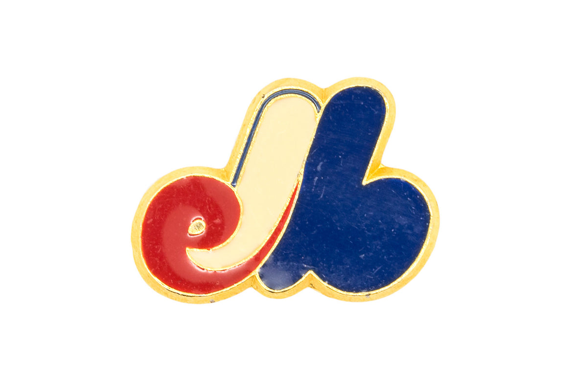 Vintage Montreal Expos Pin