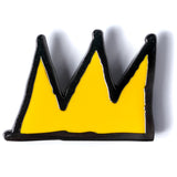 Jean-Michel Basquiat - Crown Pin