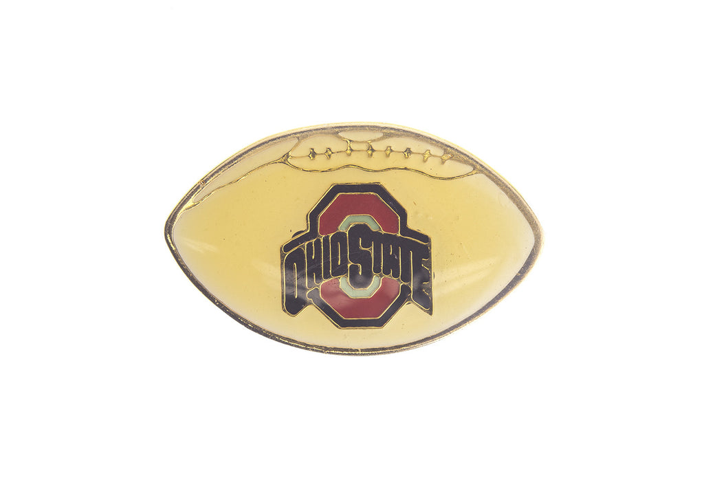 Vintage Ohio State Football Pin