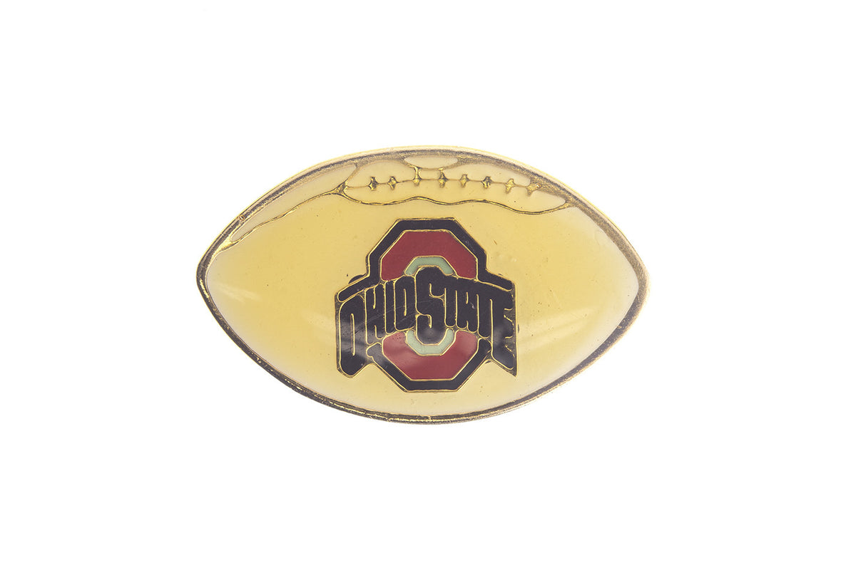 Vintage Ohio State Football Pin Pintrill
