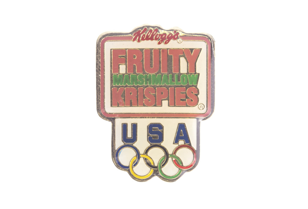 Vintage Fruity Marshmallow Krispies Pin