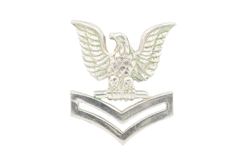 Vintage Military Eagle 1 Pin