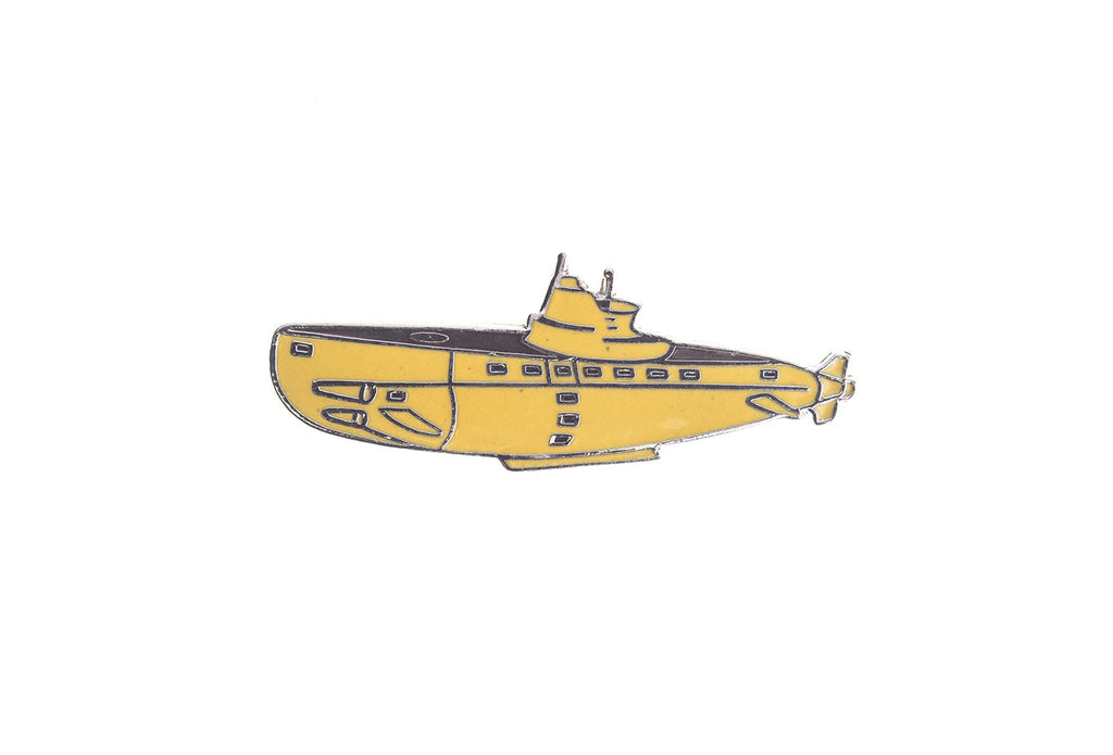 Vintage Yellow Submarine Pin