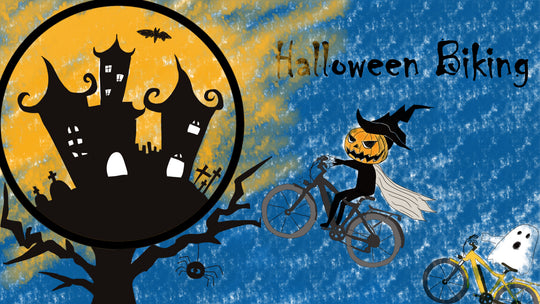 HOW RIDERS CAN CELEBRATE HALLOWEEN AMID COVID-19
