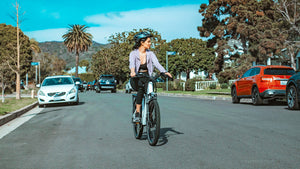 SIX WAYS TO MAXIMIZE SAFETY ON YOUR ELECTRIC BIKE RIDES
