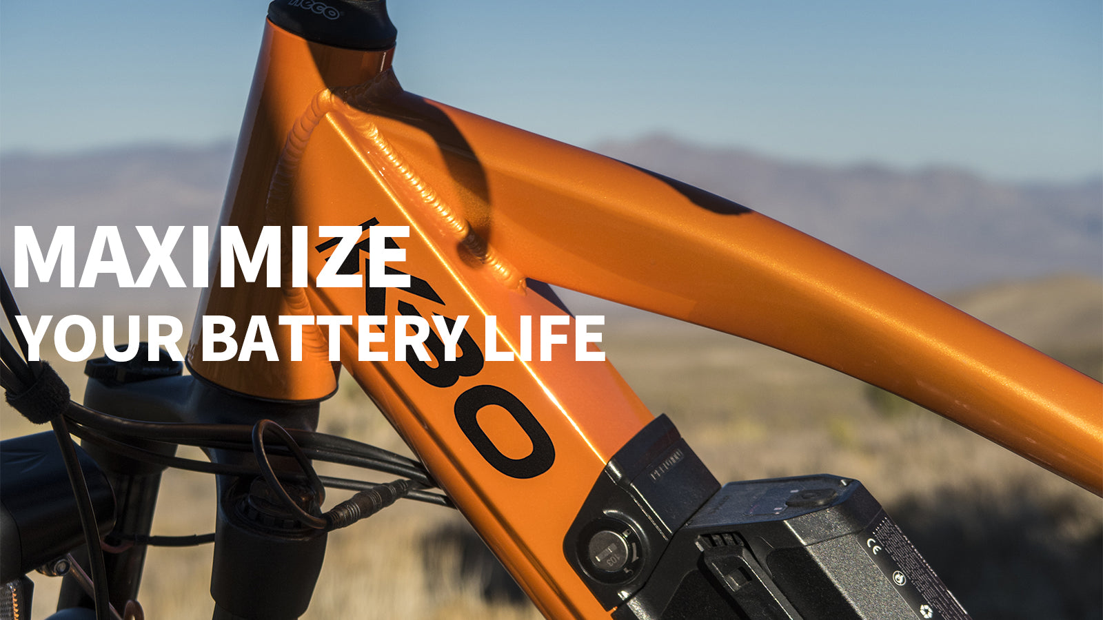 five tips for maximizing your electric bike battery life