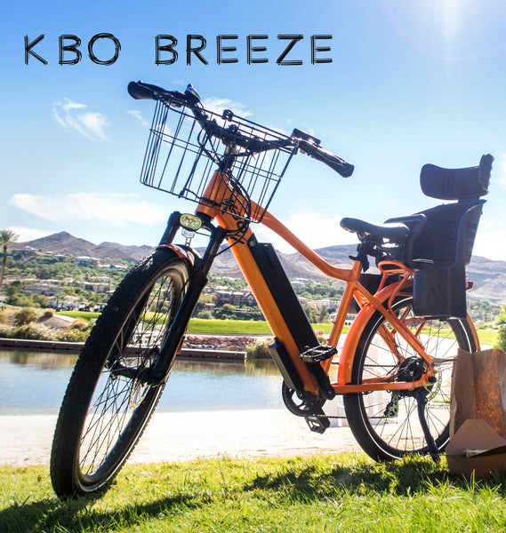 the color of this kbo breeze is orange