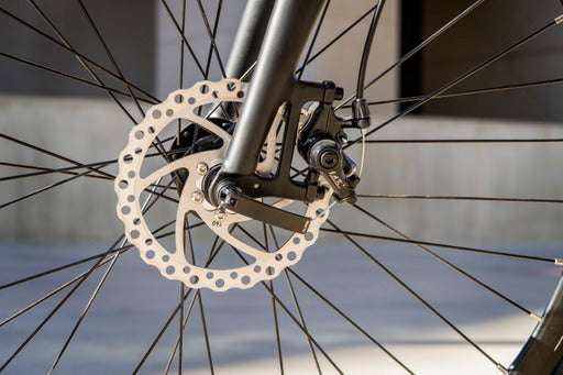 disk brake is a helpful component which will help you stop immediately while riding