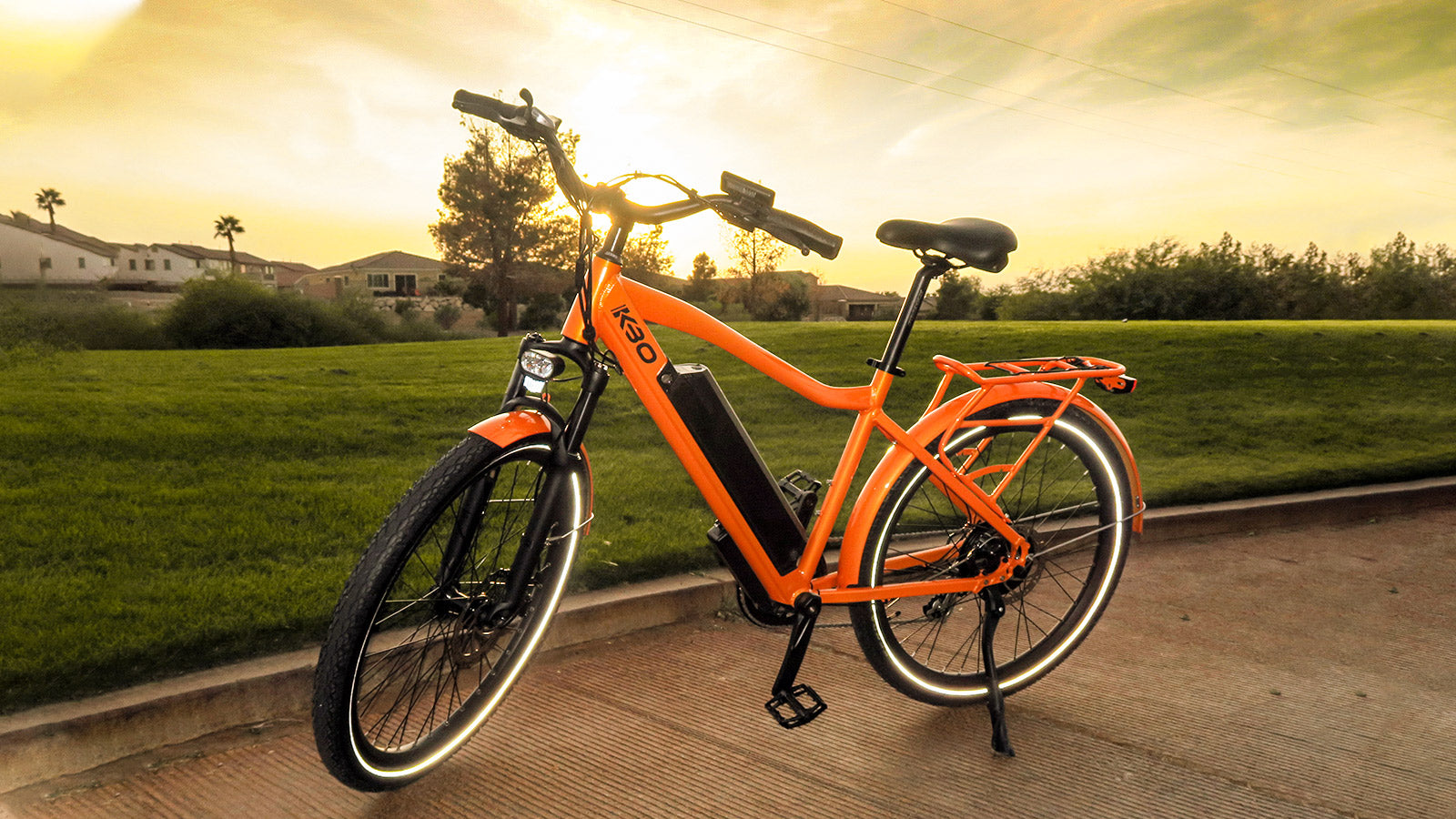Why Electric Bikes Are The Best Choice For Commuting
