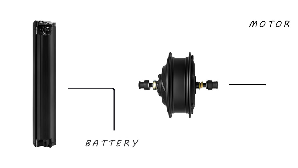 how electric bikes work explanation