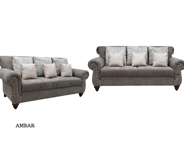 AMBAR SOFA SET- 2 PCS