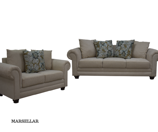 MARSELLAR SOFA SET- 2 PCS