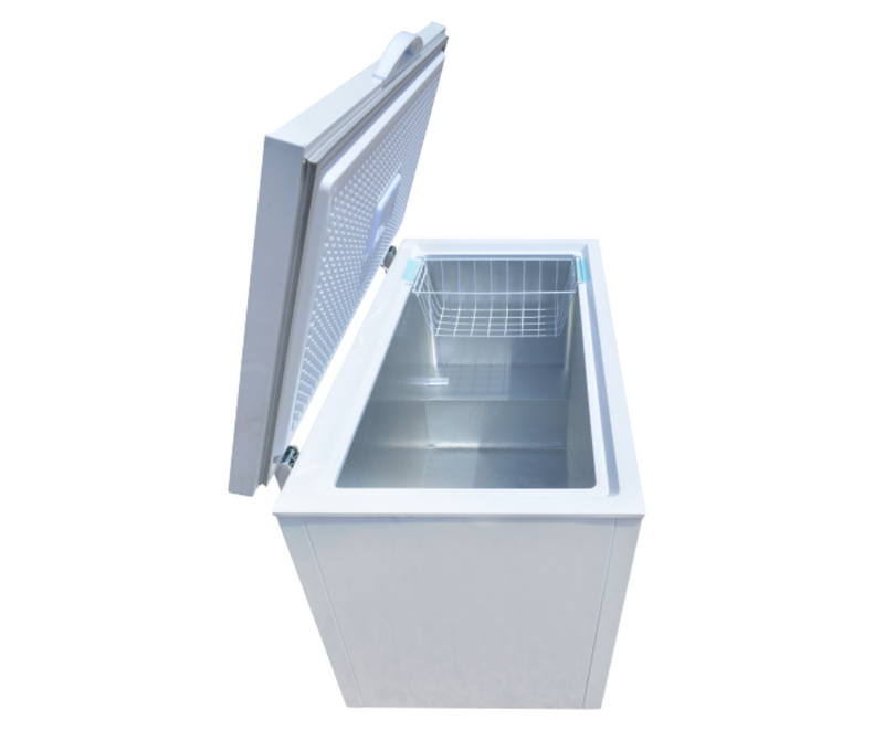 26CU FT CHEST FREEZER- WHITE