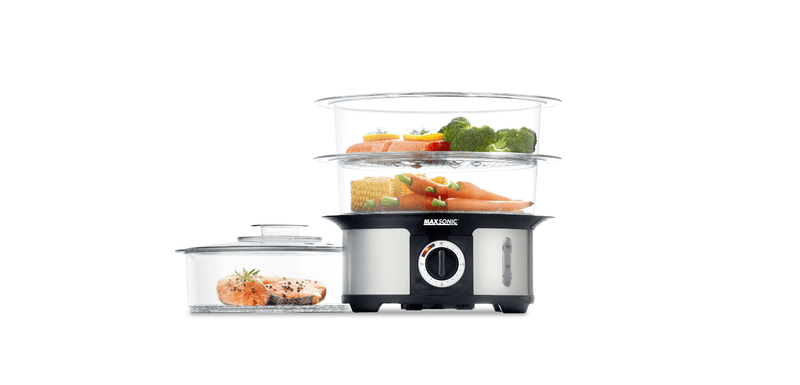 12L Food Steamer