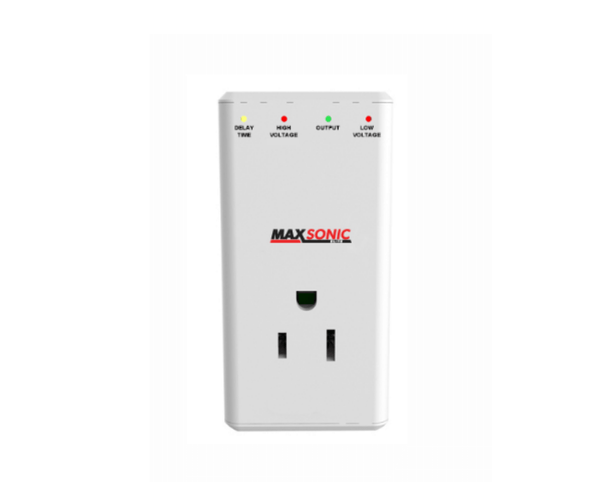 One Plug Surge Protector with 360 Degree Rotation