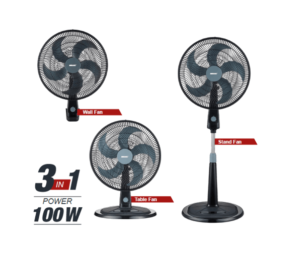 "Three in One 18"" Fan"