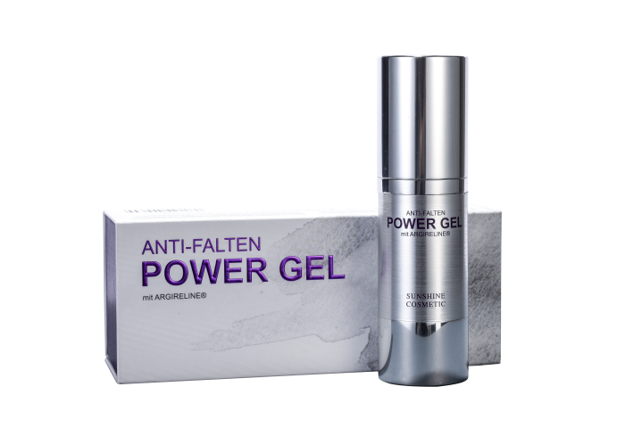 Anti-Falten Power Gel mit Argireline®
