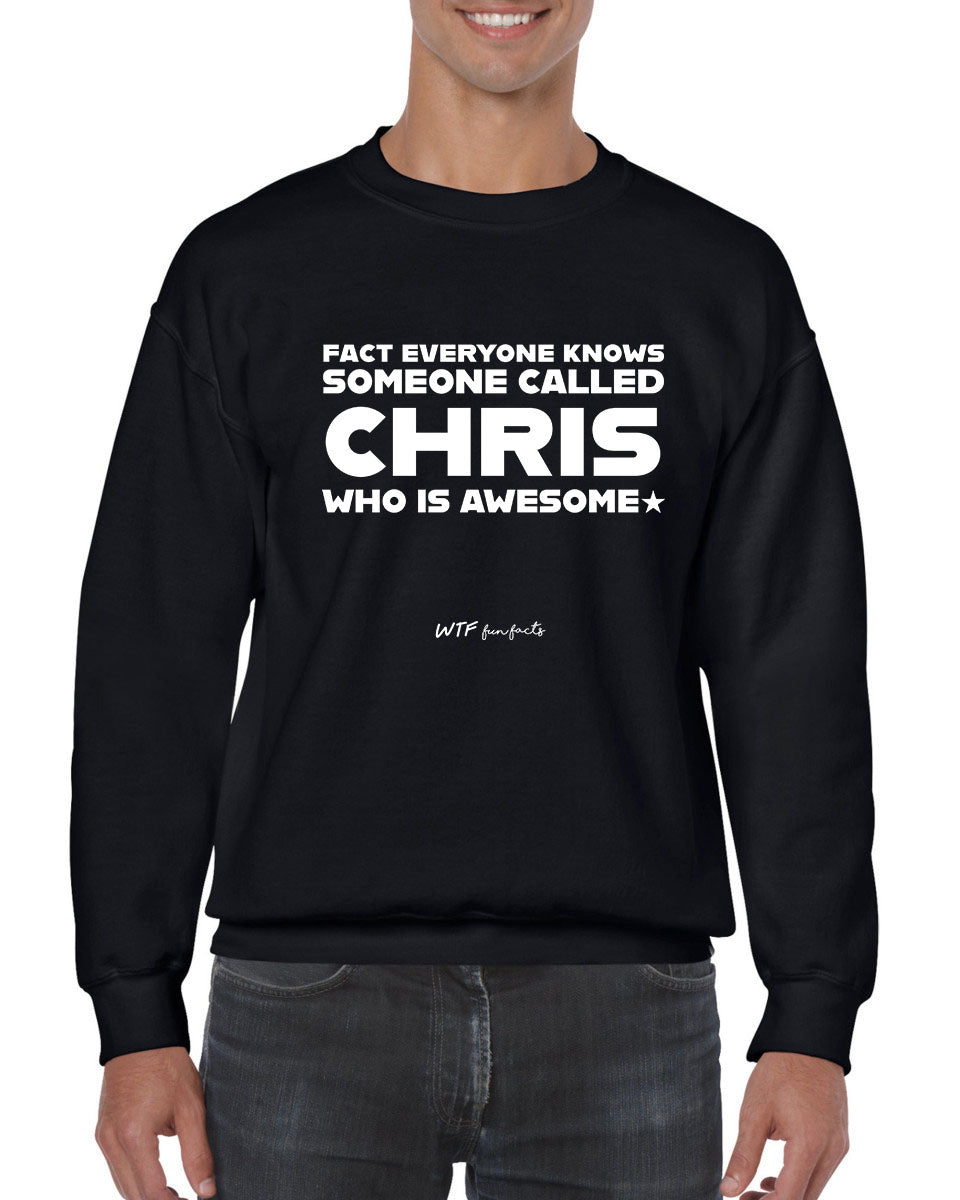 A gift for Chris - Sweatshirt | Unisex