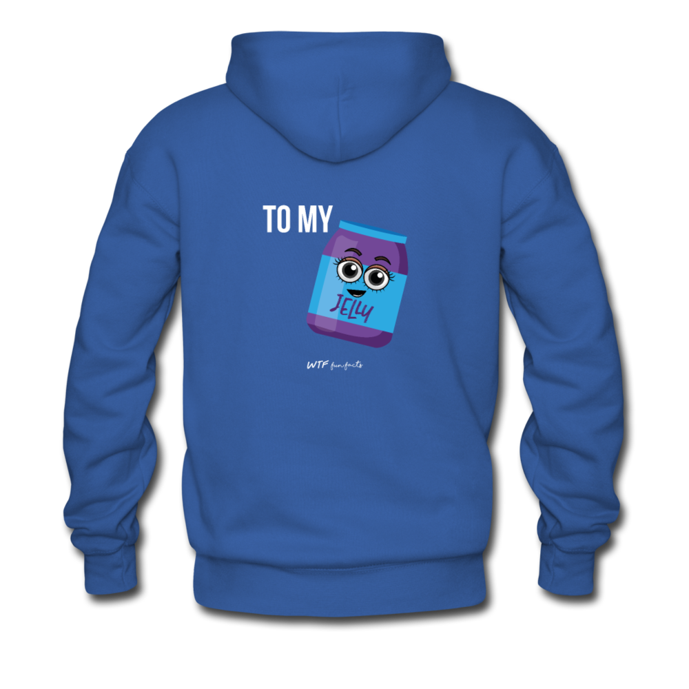 To My - Unisex Hoodie - royal blue