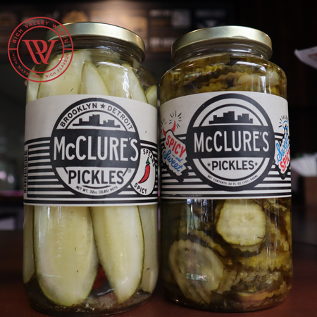 Spicy Pickles Spears 1 bottle 32 oz (907g)