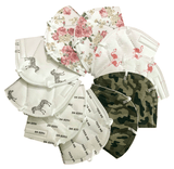N95 Assorted Printed Summer Masks (Box of 10) - Isaas