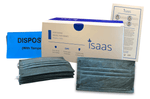 4-Ply Activated Charcoal Disposable Protective Masks (Box of 50) - Isaas