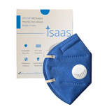 N95 Colored Mask With Respirator (Box of 10 in Single Colour)