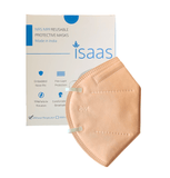 N95 Coloured Masks (Box of 10 in Single Colour) - Isaas
