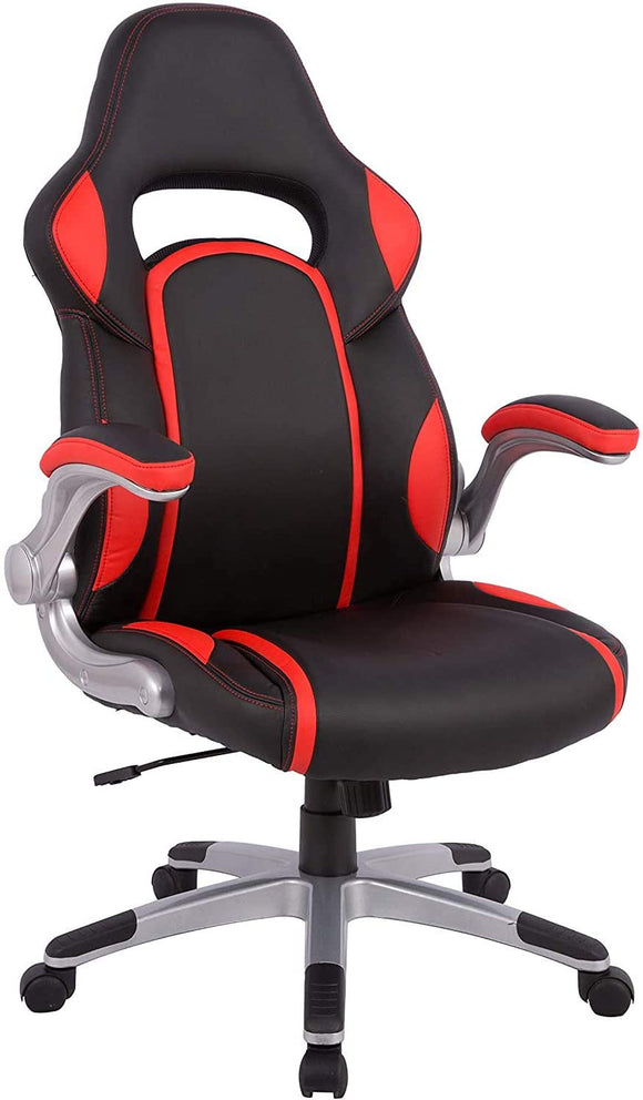 Ergonomic PU Leather Executive High Back Office Chair