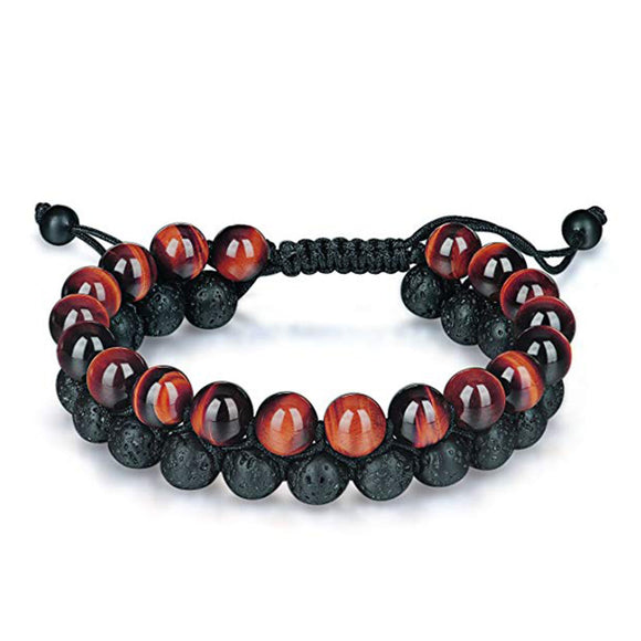 Tiger eye couple bracelets