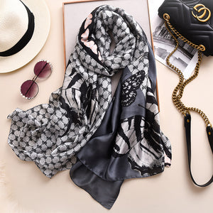 MilyFashion® Warm Silk Scarf