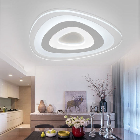 Modern LED Flush Mount Ceiling Light