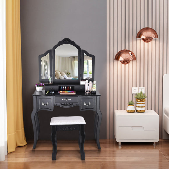 Vanity Makeup Table