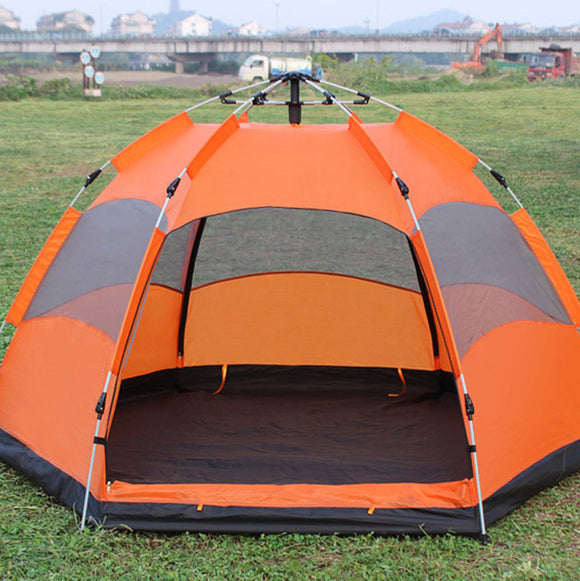 Large Outdoor Waterproof  Camping Tent