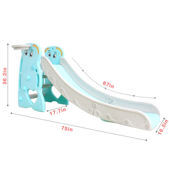 Kids 3 in 1 Fun Slides