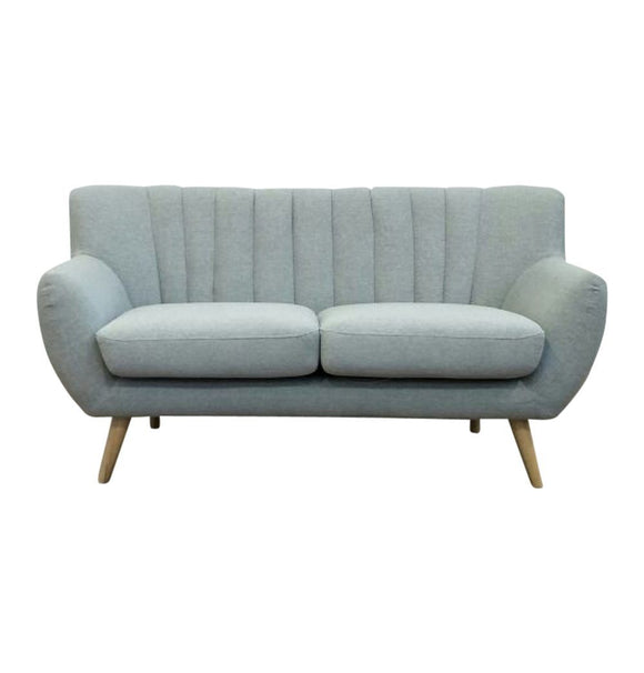 Lilly 2-Seater Sofa - Light Grey
