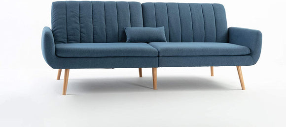 Fabric Sofa , Convertible Sleeper Couch