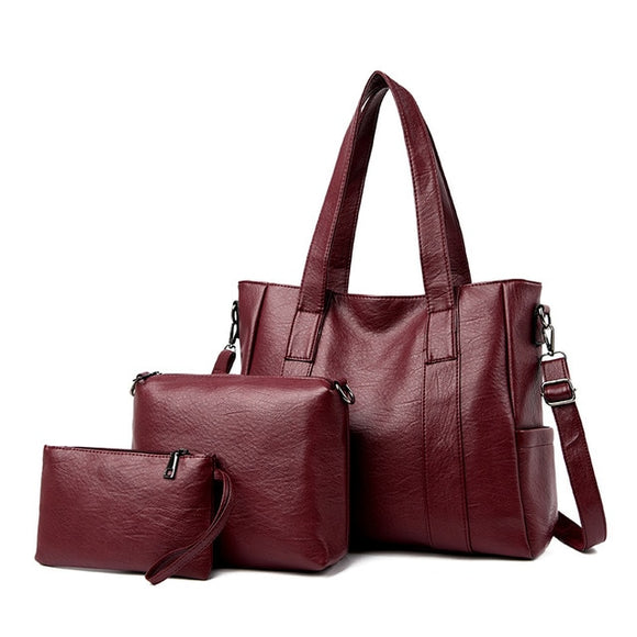 Leather Ladies Luxury Handbags