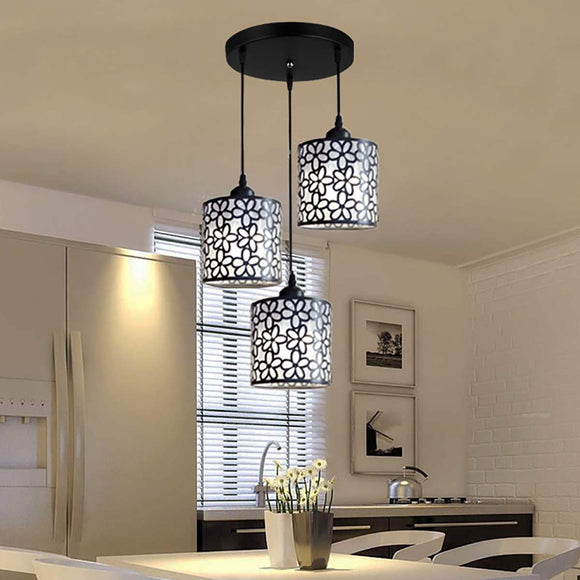 Nordic Pendant Hollow Out Chandelier