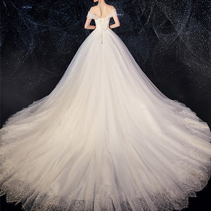 #6634 WEDDING DRESS
