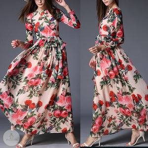 #7037 PHYLLIS DRESS