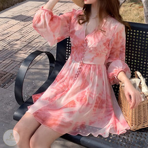 #7047 DISAY DRESS