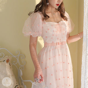 #7052 DORIS DRESS