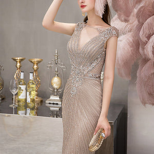 #7140 SEQUIN BODYCON DRESSES