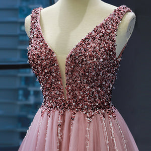 #7178 SEQUINED EVENING DRESSES