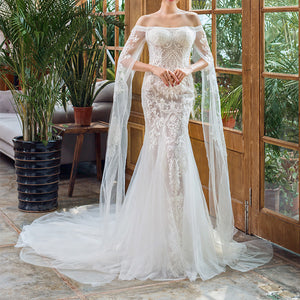 #7185 WEDDINGS EVENING DRESSES