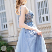 Load image into Gallery viewer, #7210 PARTY EVENIN PROM MAXI DRESS